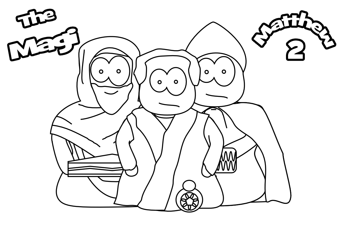 ethiopian eunuch coloring page - philip from the bible coloring page coloring pages